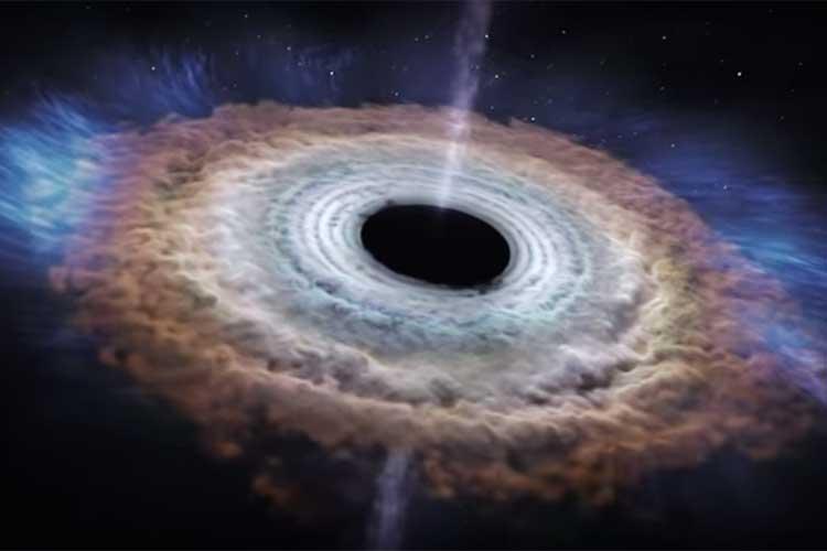 """地球に影響はあるの!? 質量が太陽の10億倍以上""""超大質量ブラックホール""""の存在が確認される!"""