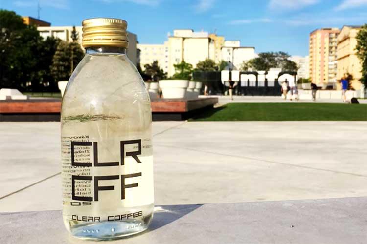 あなたは見たことがあるか!? 世界初「透明なコーヒー」。その味は?