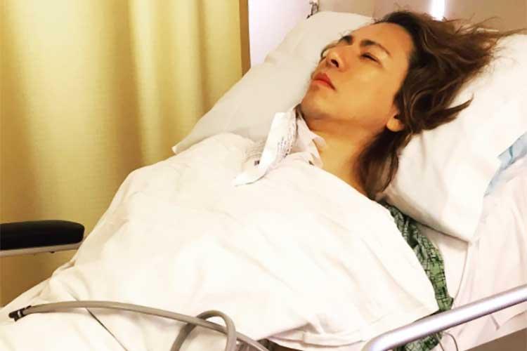YOSHIKIを動かすものとは!? 緊急手術後も夢遊病のようにレコーディングへ…リハビリ動画も公開