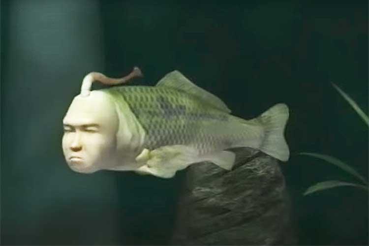 """オッサン顔の喋る魚「シーマン」が復活!? 生みの親の""""意味深ツイート""""が気になり、ネットがざわつく事態に"""