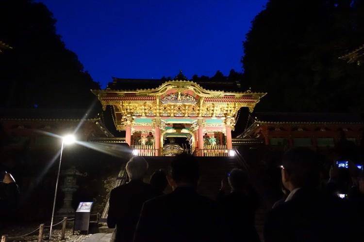 徳川三代将軍墓所『輪王寺・大猷院』が初のライトアップ! 幻想的な夜の世界遺産を堪能