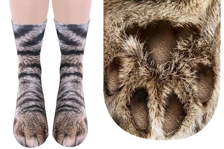 肉球が堪らん!大好きな猫や犬に近づける究極の靴下があった!