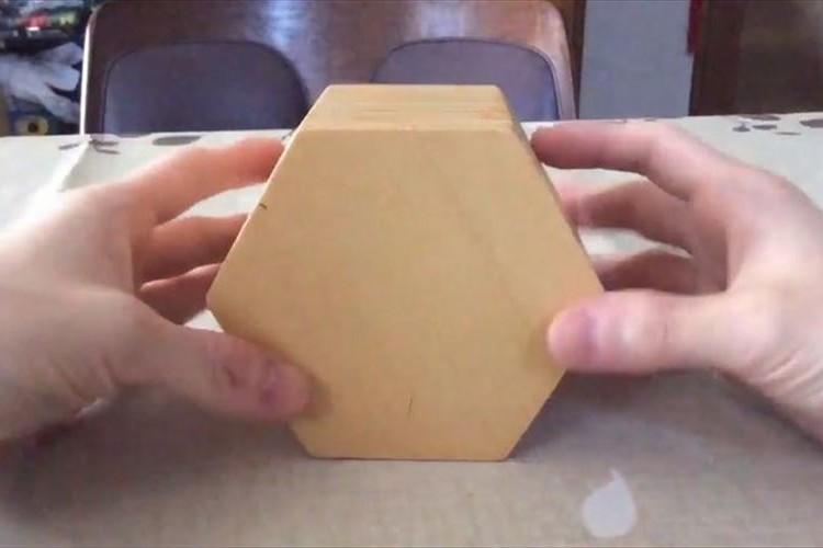 モノづくりの天才、現る!高1の時に授業で作った「カラクリ箱」が凄すぎると話題に