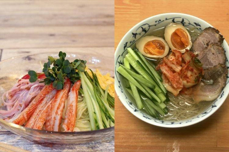 「冷麺」といったらどっち?関東と関西で思い浮かべるものが違う!?