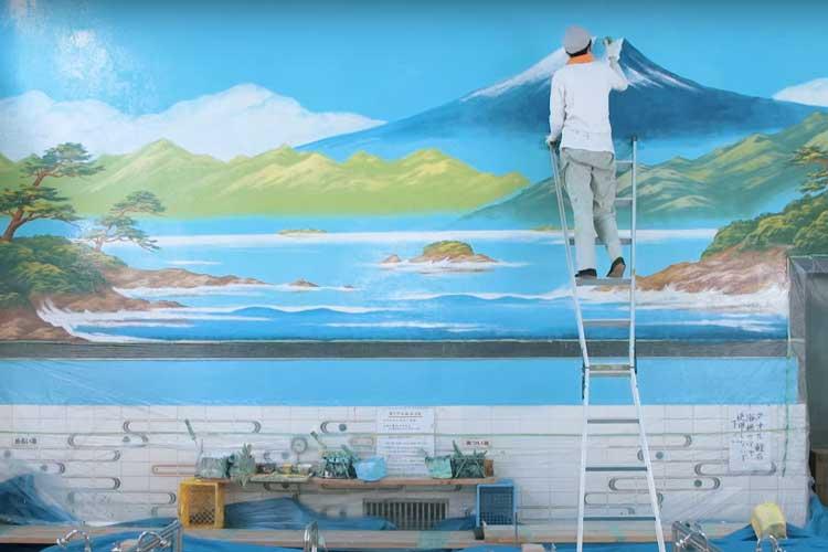 全国でわずか3人。銭湯画家・田中みずきさんが仕事を続けられる理由とは?