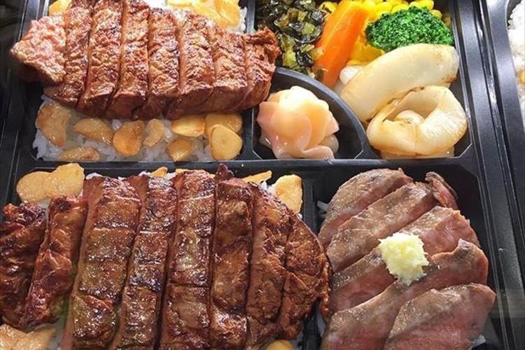 """お値段なんと3万円!! """"日本一の牛肉弁当""""が大阪で売られていた"""