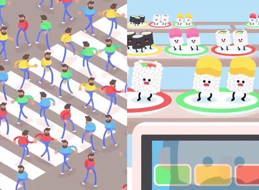 東京に30日間滞在した外国人アニメーターが、GIFアニメで東京をポップに表現!!