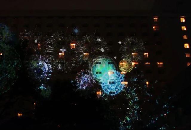 二条城のライトアップ開催!コロナ対応のディスタンス提灯にVR