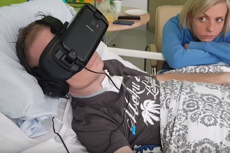 360°VRの新たな可能性、リハビリの助けにVRを用いる技術が素晴らしい!