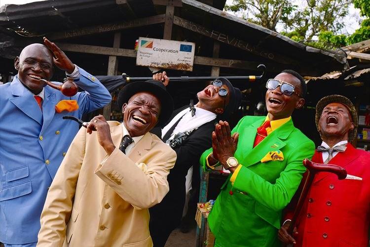 おしゃれして平和に。コンゴの紳士『サプール』の写真展が9月7日から開催!