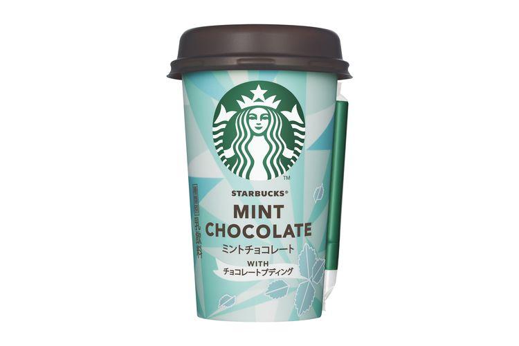 スタバ、お前もか…!8/29新商品『ミントチョコレート WITH チョコレートプディング』が発売!
