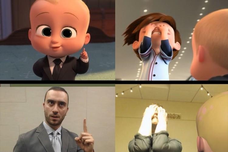 アニメーターの演技力がスゴい!変幻自在の表情や動きでキャラクターに演技付け