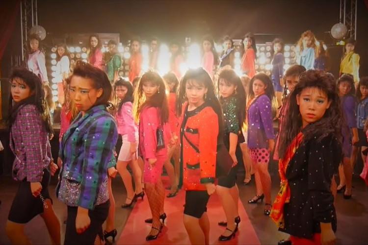 おったまげーー!平野ノラも絶賛した登美丘高校ダンス部「バブリーダンス」のPV大公開!