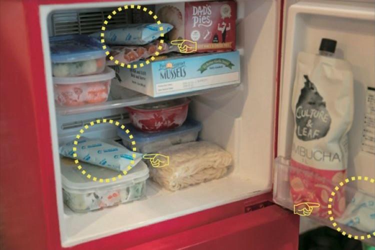 """「自分のアイスを勝手に食べられることはなさそう」""""保冷剤に見えるアイス""""が発売!"""