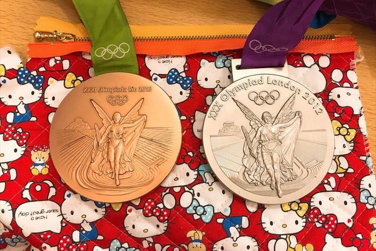 「メダル入れを作ってほしい!」福原愛と吉田沙保里が常人には不可能な会話を展開