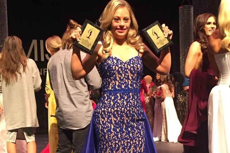 全米初!ミス・ミネソタ州に挑戦したダウン症の女性が2つの賞を受賞し話題に!