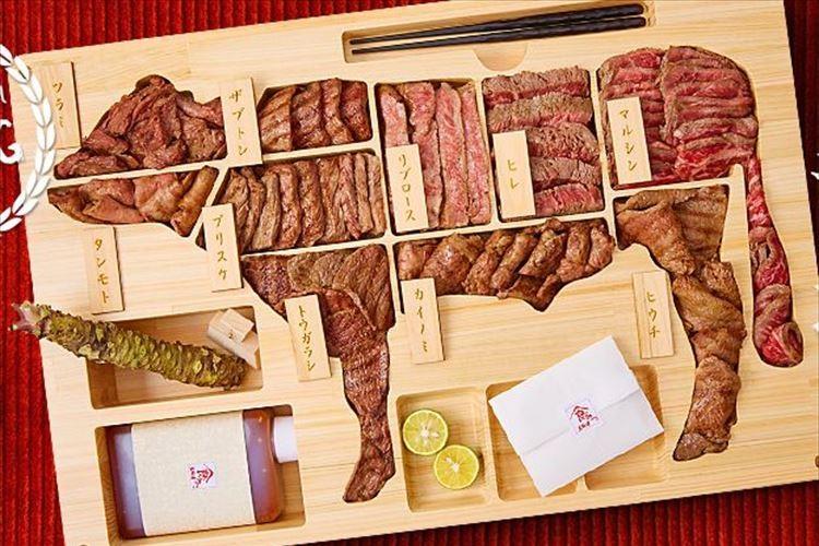 肉質日本一に輝いた鳥取和牛をギュ〜ッと詰め込んだ292,929円豪華弁当がスゴイ!
