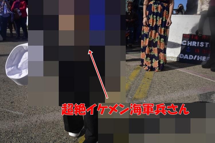 在日米海軍がイケメン海軍兵の写真をリクエストされ公開した海軍兵がイケメン+かわいすぎると話題