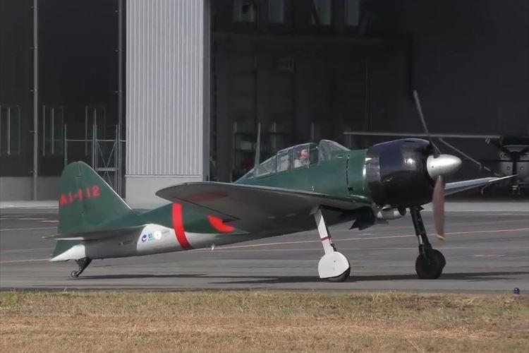 【動画】「日本人所有の機体」「日本人パイロット」で零戦が国内飛行!