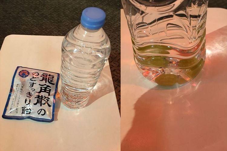 のどが痛い時に龍角散の飴を溶かした水が話題になっていますが、浅田飴の公式見解は?