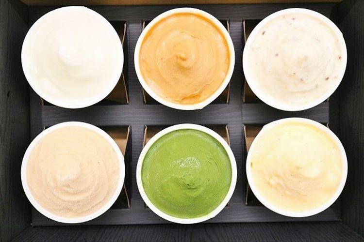 お正月の新定番!アイスおせち…超一流料亭のデザートの味『和のジェラート』セット