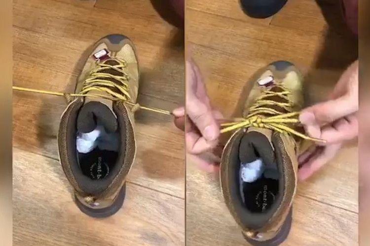 靴屋の店長さん直伝!『ほどけにくい蝶々結び』の結び方を教えます!