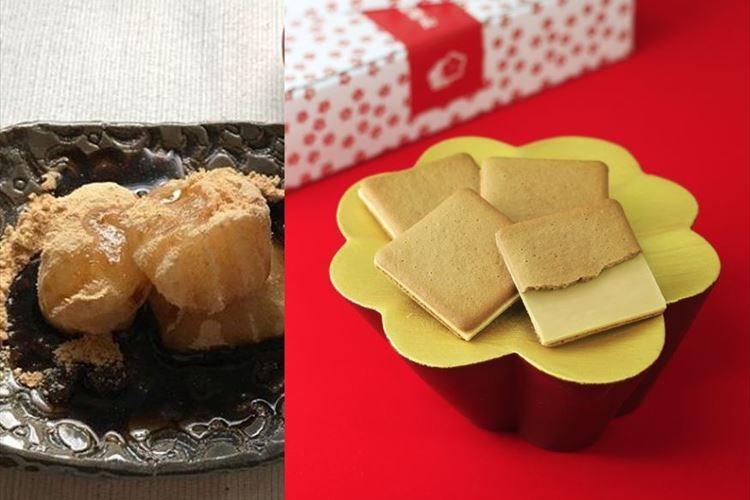 3ヶ月で100万枚販売!桔梗信玄餅をモチーフとした「桔梗信玄ビスキュイ」が東京で1週間限定販売!