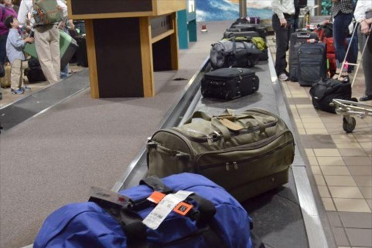 空港で受け取ったスーツケースの鍵の番号が「000」になっている理由にゾッとする…