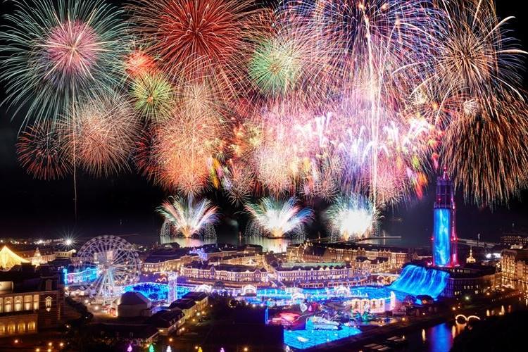 有名な声優陣も登場!2万発を打ち上げる九州最大規模の花火大会が3月31日に開催!