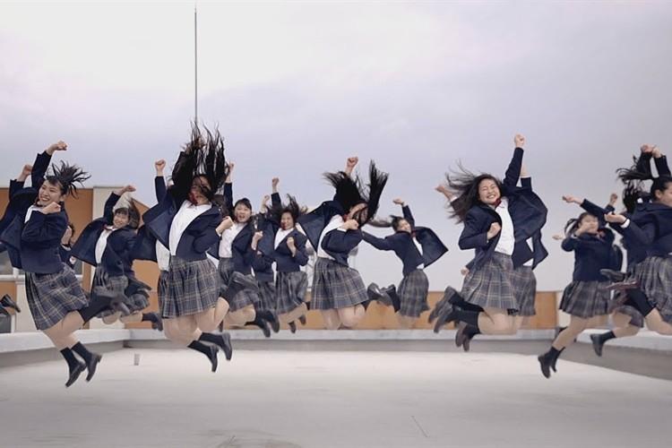 【動画】バブリーダンスの登美丘高校ダンス部がついにハリウッドデビュー!やっぱりキレッキレ