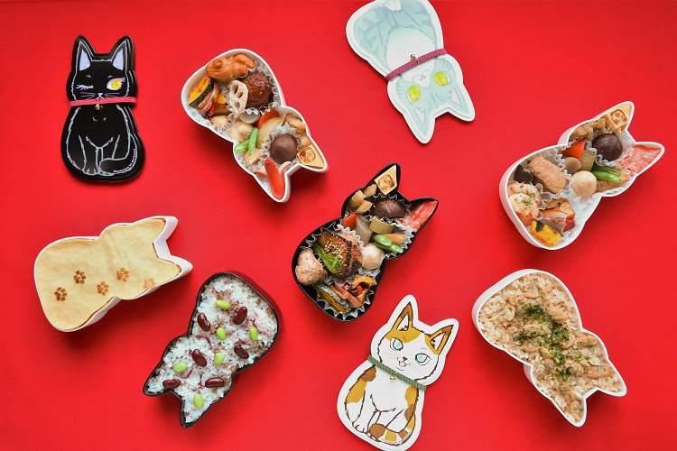 絶対食べニャきゃ!2月22日の猫の日めがけて猫型の『スペシャル弁当』が期間限定で登場!