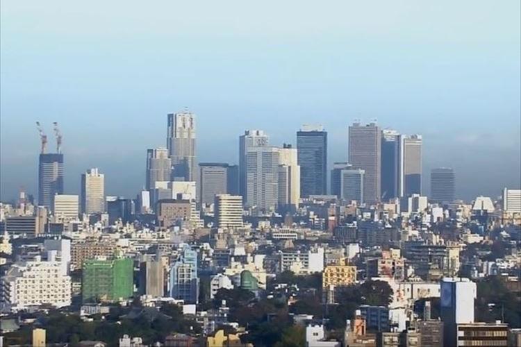 【動画】高画質で古さを感じさせない!ハイビジョンで見る1992年の東京の日常風景