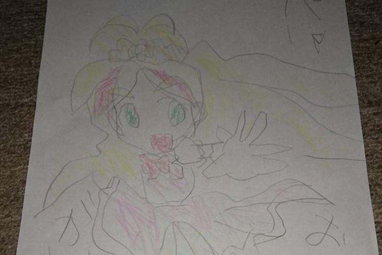 """メキメキうまくなっていく…6歳の娘が描いた""""絵の4年間の進化""""がスゴイ!"""