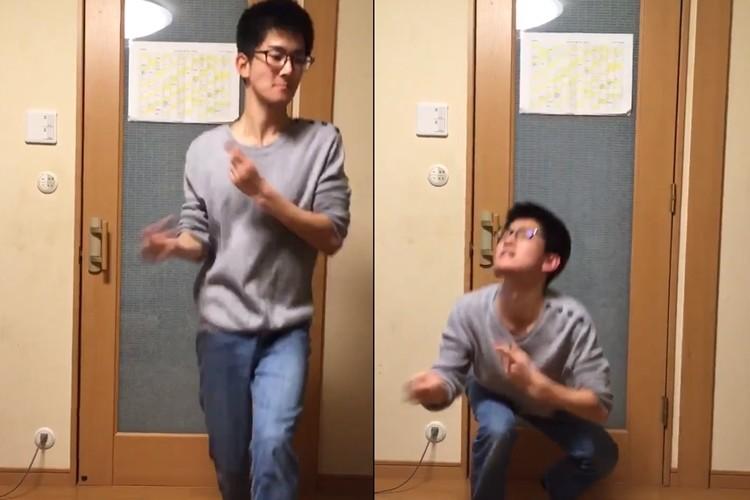"""指パッチン世界一の男""""指男""""の指パッチンで奏でる音楽動画がスゴおもしろい!"""