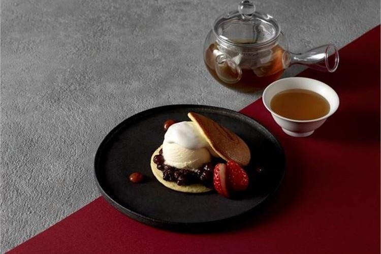 ハーゲンダッツ初の和スイーツ専門店が期間限定オープン!こだわりのお茶と一緒に提供