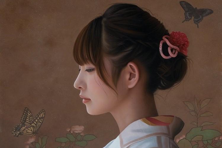 絵画と言われても写真にしか見えない…画家・岡靖知さんの作品がスゴイ!