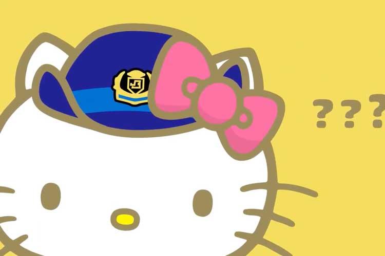 ご当地キティちゃんも登場!?JR西日本とハローキティが夏の西日本をご案内!