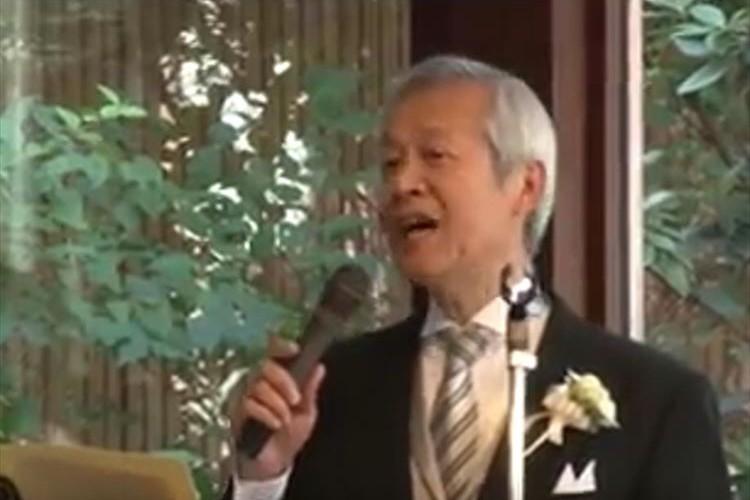「こんなことされたら泣いてしまう…」ハードロッカーの父親が娘の披露宴で「糸」を熱唱