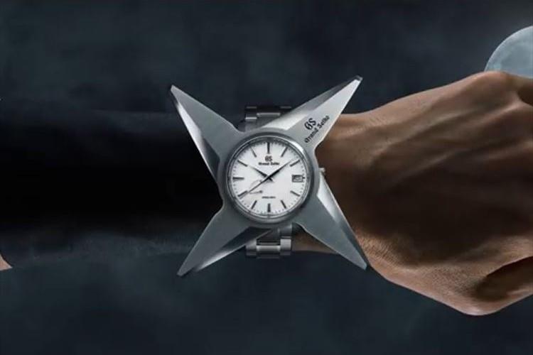 なんて斬新な時計!セイコーから忍者専用ウオッチが登場!と思いきや…