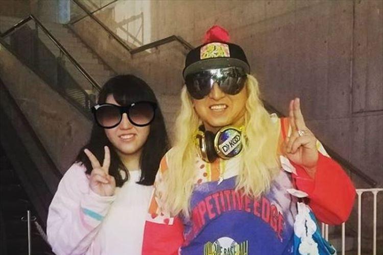DJ KOOと愛娘とのLINEでのやりとりが「素敵な親子で憧れる」と話題に!