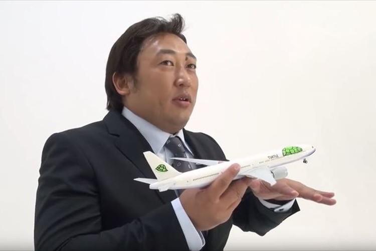 """ロバート秋山、今度は""""航空業界の風雲児""""になる!クリエイターズ・ファイル』最新作"""