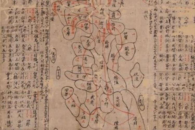 """""""日本列島全域が残ったものとしては最古級""""の地図が発見される!「ロマンを感じる」「ワクワクする」"""