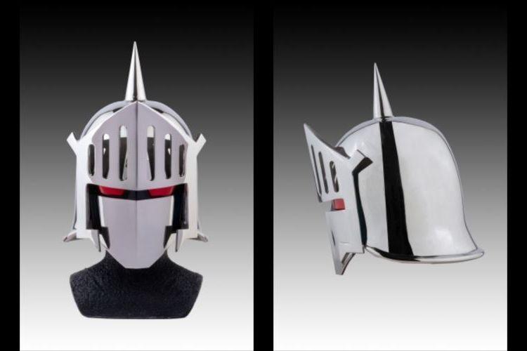 このヨロイは鋼鉄製だ!キン肉マンの『ロビンマスク』が、日本の技術を駆使して再現されたぞ
