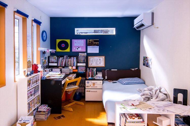 4ヶ月かけて作ったジオラマ作品「友達の部屋」のクオリティがハンパない!「ここに住みたい」の声も