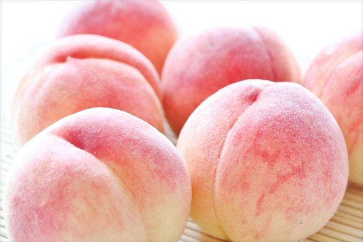 プロ直伝!美味しい桃の選び方「桃はおさわり禁止」素人は黙ってスタッフに選んでもらうべし!