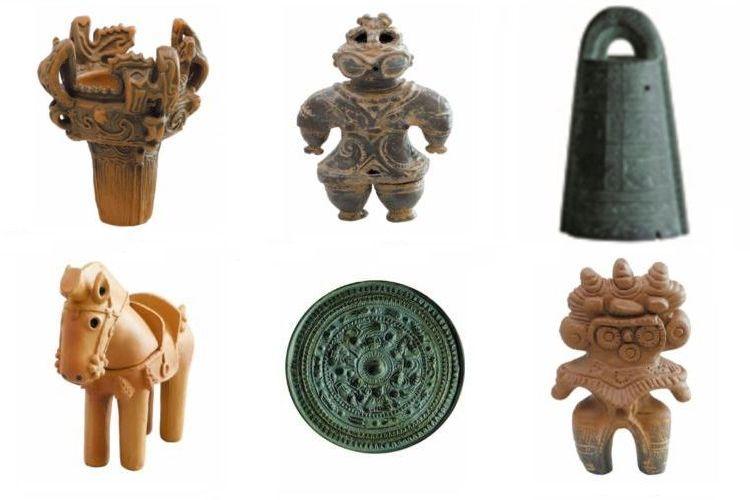 ヤバいのキタ!カプセルトイ『埴輪と土偶+土器&青銅器』がエモすぎる【全12種類】