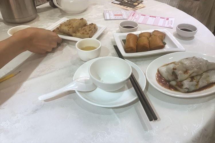 平らなお皿はゴミ箱だった!広東料理や飲茶でのお皿の使い方にびっくり!
