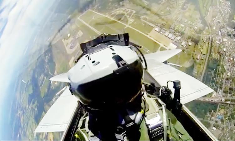 【航空自衛隊】どの場面もカッコいい…航空自衛隊の動画がクオリティ高すぎると話題!