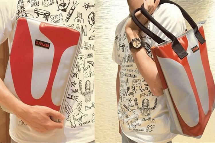 ウルトラマンのボディをイメージしたデザイン!遊び心のあるアイテムが登場!