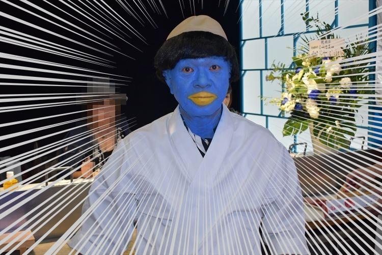 ビッグローブ、青いかっぱが青いシャリを握るお寿司屋さんをオープンする